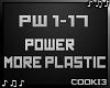♪C♪ Power More P