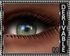 Lustrous Green Eyes