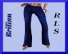 [B]Blue Flares RLS