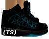 (TS) Blk Teal Jordan Fus