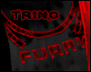 .[Trino]. Red Furry