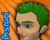 Spike Shine Green