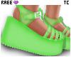 ®Tc.Lime Jelly Platform