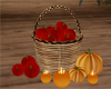 Fall Apple Basket