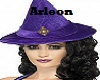 Witch Purple Hat