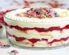 Cranberry Trifle Dessert