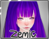 Z; Mystic Bangs