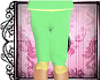 Child Green Leggings