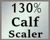Scaler Calves 130% M A
