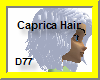 Caprica hair-Pure White