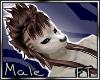 (M)Addax Mohawk Hair[FT]