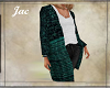 JAC..SWEATER SET TEAL