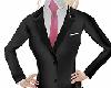 saco y corbata