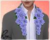 Blue Romance Suit by Roy