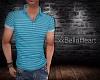Polo Shirt -Blue