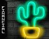 ϟ  3D Cactus Neon