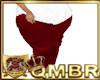 QMBR Red Capris