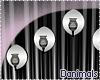 !DM |Skellington Lamp|