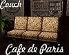 [M] Cafe Paris Couch