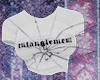 entanglement / white.
