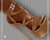 Brown Tan Sandals