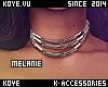 |< Melanie! Necklace!