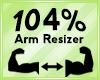 Arm Scaler 104%