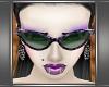 Bakelite Sunglasses-Plum