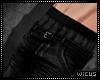 Wicus- Black Slim Jeans