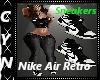 Air Retro Sneakers