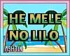 ! He Mele No Lilo