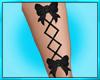 Female Left Leg Bow