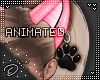 !D! Oh My Paw Ears Pink