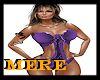 Lola Purple Bikini
