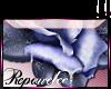 *R* Frozen Rose Sticker