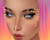 Confetti Face Gems