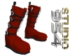 954 Sirius Boots Cherry