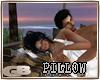 Romantiq ZZZ pillow