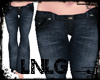 L:BBW Bottom-Flare Jean