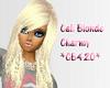 Cali Blonde Charmy