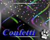 Birthday -Confetti