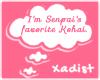 Senpai's Favorite Kohai