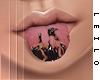 ! L! Choco Tongue