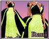 Karri Gown - Lime