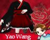 RWBY Ruby Kimono