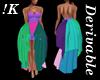 !K!Delure Fantasy Gown 4