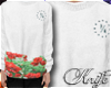 ♆ Floral Sweater 'M