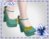Simply Green Shoes