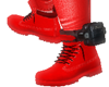 @TIM BOOTS RED