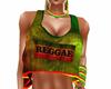 Reggae Rasta Top